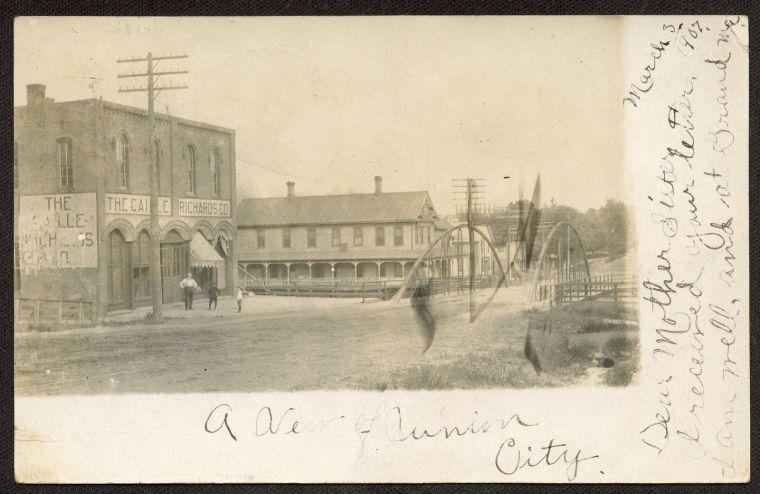 1907 Callie Richards Building