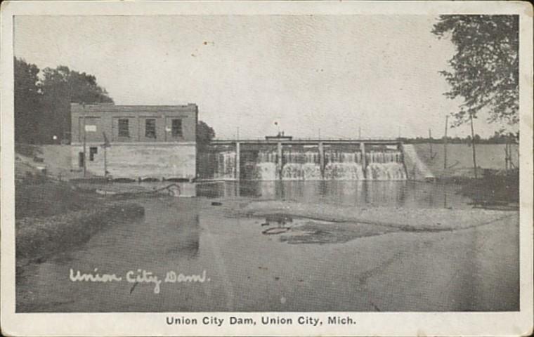 1910 Riley Dam