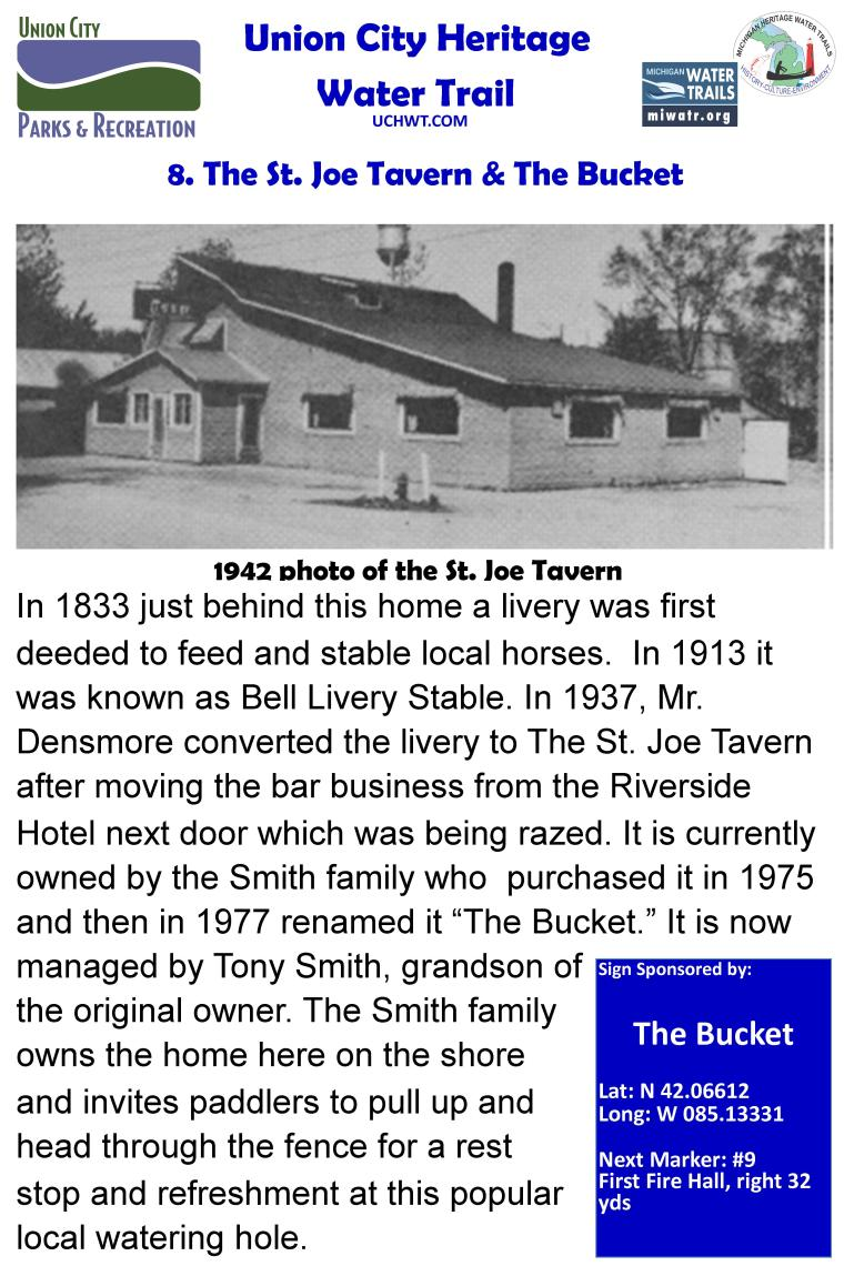 8 St. Joe Tavern