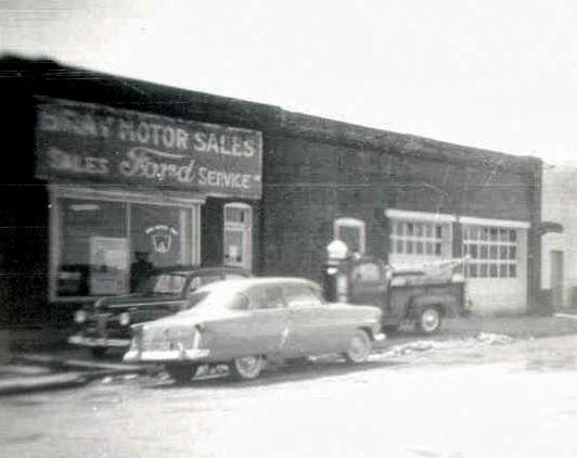 Bray's Ford - 1952