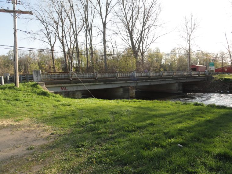 Coldwater Bridge - 1 - 2012