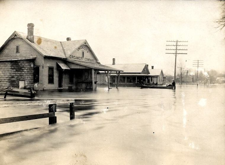 creamery flood