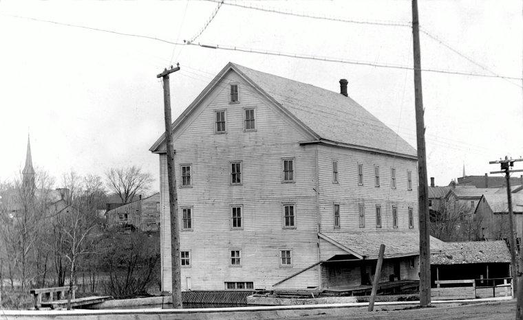 Flour Mill - 1910