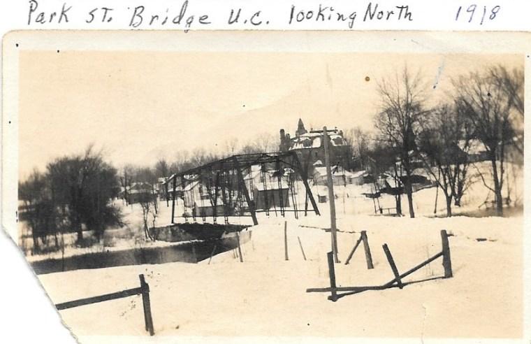 Park Street Bridge - 1918