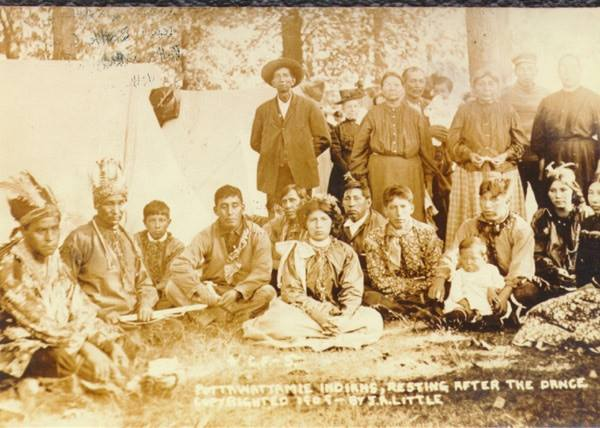 Potawatomi from Athens Area Historical Society 2