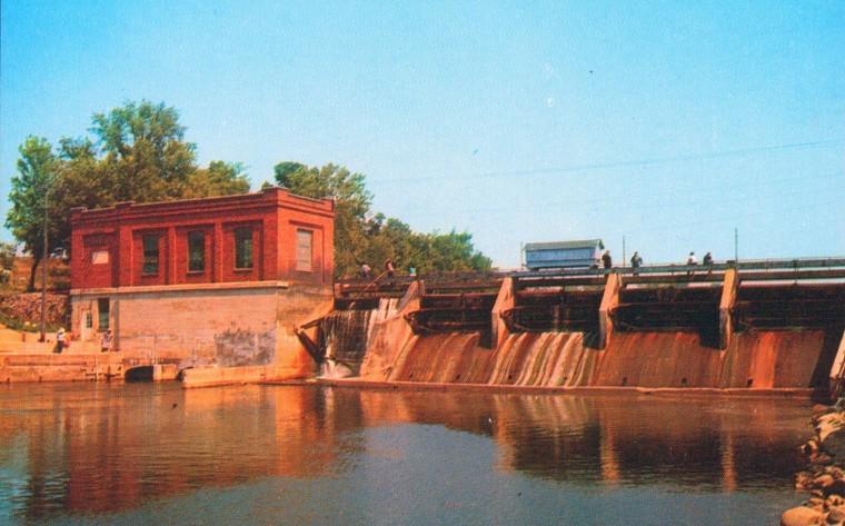 Riley Dam - 12a
