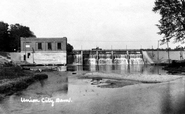 Riley Dam - 1a