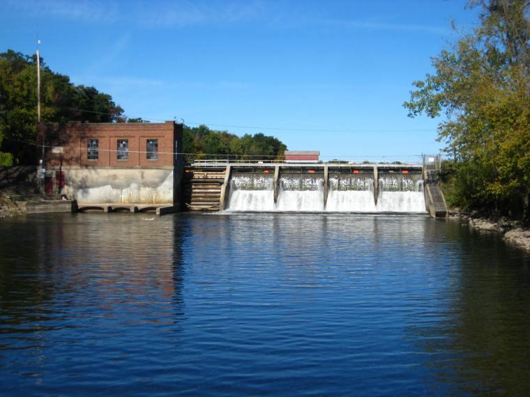 Riley Dam - 22 - 2012