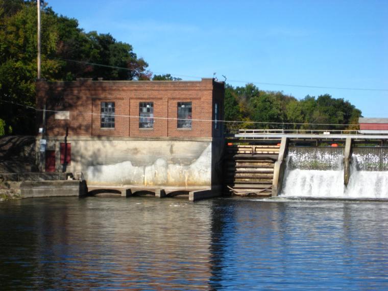 Riley Dam - 23 - 2012