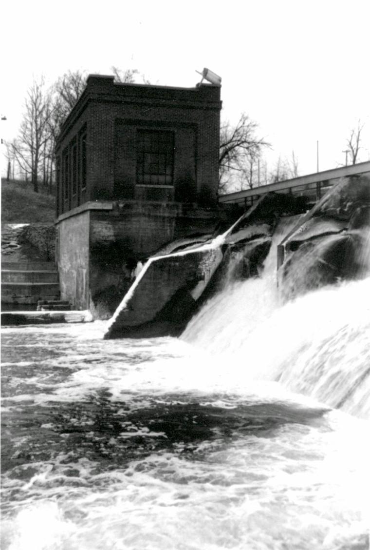 Riley Dam - 2a