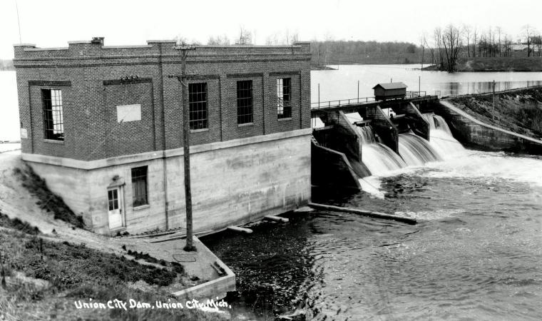 Riley Dam - 5a