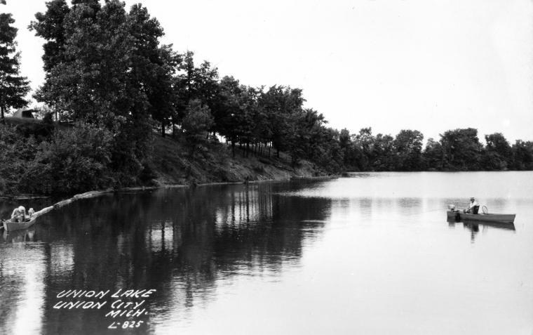 Union Lake - 1