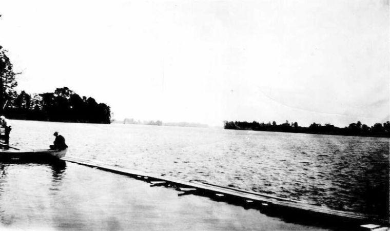 Union Lake at Riley Dam